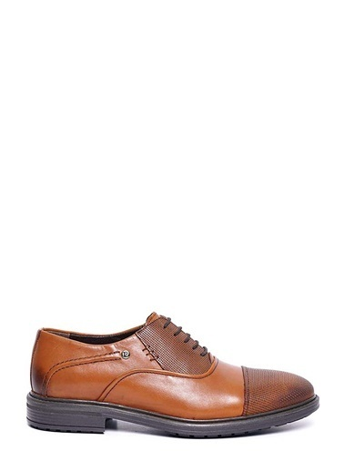 Pierre Cardin Bağcıklı Klasik Ayakkabı Taba